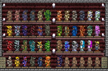 Top 5 armor in Terraria