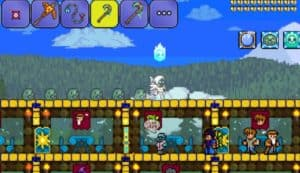 Top 5 Summon items weapons in Terraria